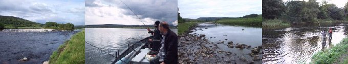 Fly fishing lessons and fly casting tuition in Scotland.